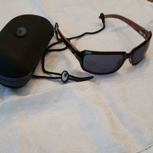 Women's Costa Isabela Sunglasses with lanyard and